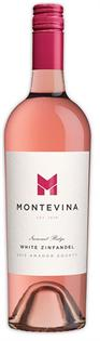 Montevina White Zinfandel Summit Ridge 2013 750ml - Case...
